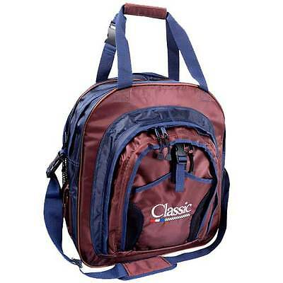Classic Ropes Super Deluxe Rope Bag-Navy/Chocolate