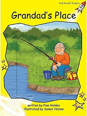 Grandad's Place by Pam Holden New Paperback Book
