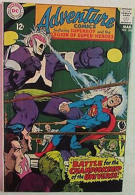 DC Comics - Adventure Comics - #366 - Silver Age -1960s - Superboy - Under Guide