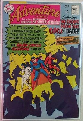 DC Comics - Adventure Comics - #367 - Silver Age -1960s - Superboy - Under Guide