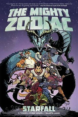 Mighty Zodiac Volume 1 by J. Torres New Paperback Book