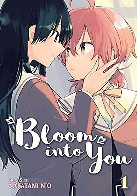 Bloom into You by Nakatani Nio New Paperback Book