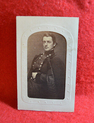 CDV Governor of R.I. & Major General John Spraque by Anthony! Look!