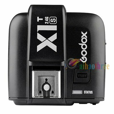 Godox X1T-S TTL HSS 1/8000s Wireless Flash Trigger Transmitter For Sony Camera