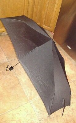 Senz Smart S Umbrella - Black Out - Manual Open/Close