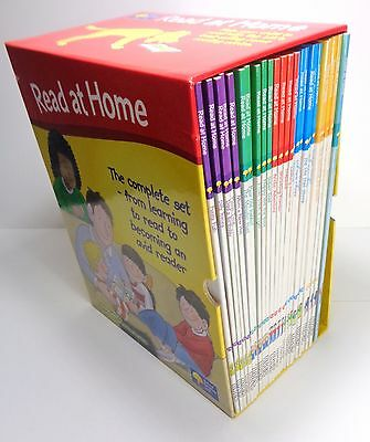 Oxford reading tree read at home incomplete set 24 books level 1-5