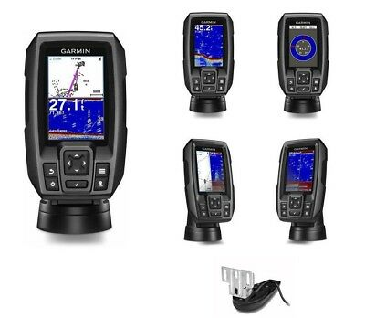 HUMMINBIRD PIRANHAMAX 4 Depth Sounder Fish Finder &Transducer