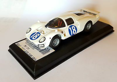 FERRARI 365 P2 le mans 66 #18 1:43 TOP MODEL