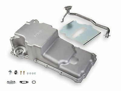 Holley 302-2 LS Swap Oil Pan Additional Front Clearance