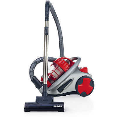 NEW HOOVER HELIX PETS TURBO Cyclonic Bagless HEPA Vacuum Cleaner WITH Turbo Head