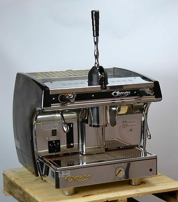 Astoria Gloria AL1 1-Group Lever Operated Manual Piston Espresso Machine 120V