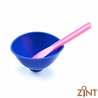 Hygienist Alginate Mixing Spatula Flexible Alginate Mixing Bowl Modelling Carver