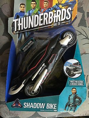 Thunderbirds  are go  Thunderbird  S , shadow bike  model with sounds