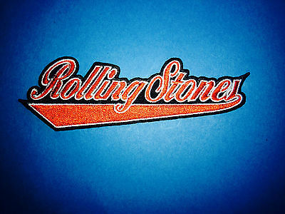The Rolling Stones Rock Band Heavy Metal Jacket Hoodie Vest Patch Crest CC