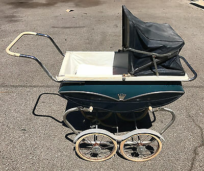 Antique Built Rite Crown Baby Carriage Stroller