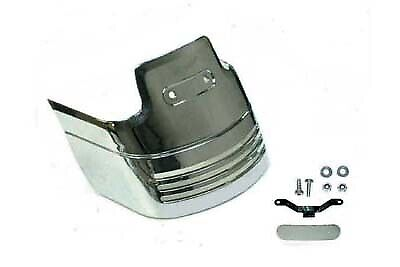 V-Twin Chrome Tail Tri-Bar Lamp Extension for '99-'08 Harley Touring Models