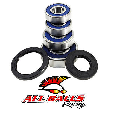 1985-1988 Yamaha FZ750 Motorcycle All Balls Wheel Bearing Kit [Rear]