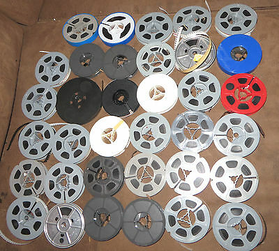 Rare Super 8 and 8mm Home Movie Film Reel Lot Trips Vacations Planes Holidays +