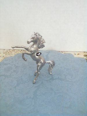Breyer Spirit Pewter #589 And Breyer Rain Pewter #592