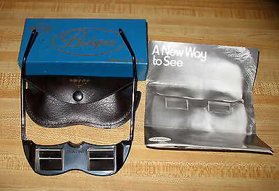 Vintage Swift Bedspecs Prismatic Glasses Read While Lying Down Hospital, in Box