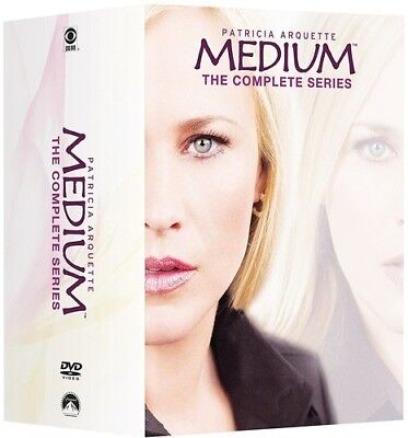 Medium: The Complete Series [New DVD] Boxed Set, Dubbed, Slipsleeve Packaging,