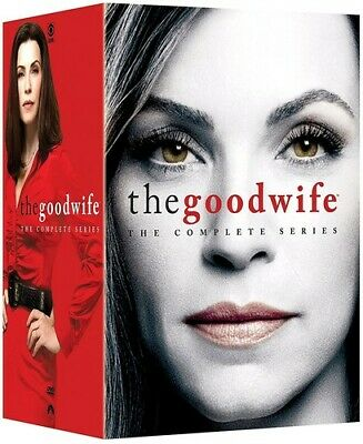 The Good Wife: The Complete Series [New DVD] Oversize Item Spilt, Boxed Set, D
