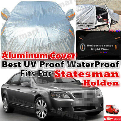 Holden Statesman car cover waterproof rain resistant dust UV protect car cover