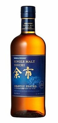 LIMITED RELEASE of 3000! Nikka Yoichi Heavily Peated Single Malt Japanese Whisky
