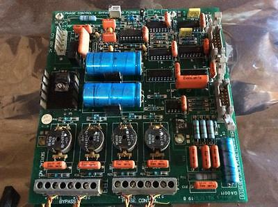 Emerson Phase Control/Bypass Board 71708-00-2