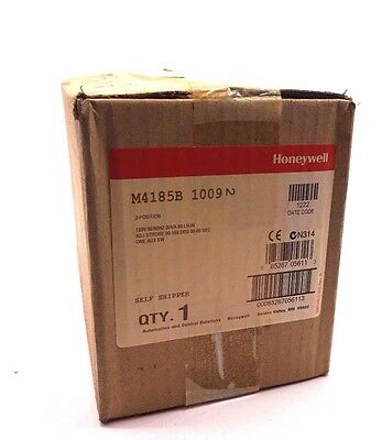 New Sealed Honeywell M4185B-1009 Modutrol Motor M4185B1009