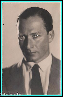 FRIEDER WEISSMANN - German Conductor - Original Vintage Postcard by Wilenski