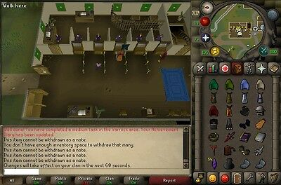 RUNESCAPE OLD SCHOOL OSRS Main Guide ~ Zulrah PET / 14 DARK TOTEM + MANY  MORE~!