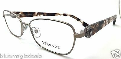 Brand New Authentic Versace Mod 1210 1328 Frame Pink/Tortoise 52-16-135 /2660