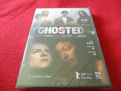 "DVD NEUF ""GHOSTED"" film Lesbien de Monika TREUT"