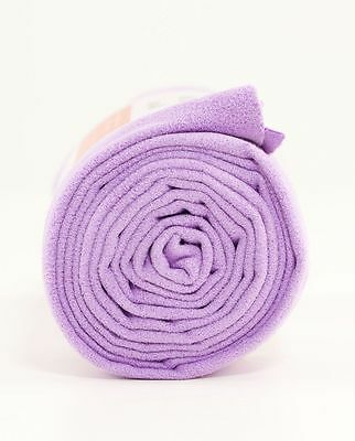 "LULULEMON ""The Mat"" Yoga Cover Mat in Icey Lavender  GREAT CUTE COLOR! 26X71"