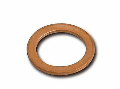 M14 x 1.5 Copper Washer For M 14 Sump Plug/ Oil Drain Plug, Pack of 5