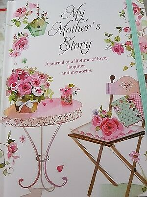 My Mothers Story A Journal Of Lifetime Of Love, Laughter And Memories Xx