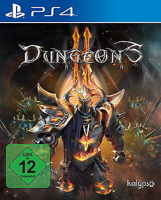Dungeons 2 Sony PlayStation 4, PS4, NEU/OVP