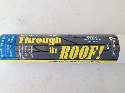Sashco Through The Roof Sealant U2022 $9.25
