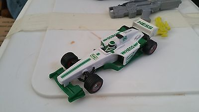 2003 Hess Indy Style Race Car White Green