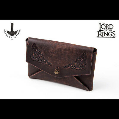 MENISCUS LEATHER Lord Of The Rings Horse Of Rohan Card Wallet NEW FACTORY SEALED