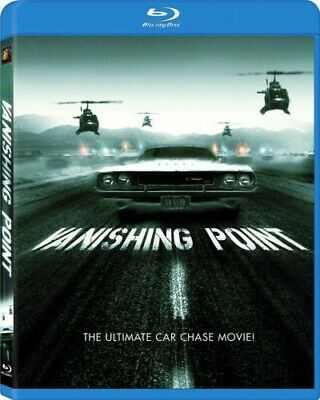 Vanishing Point [New Blu-ray] Ac-3/Dolby Digital, Dolby, Digital Theater Syste