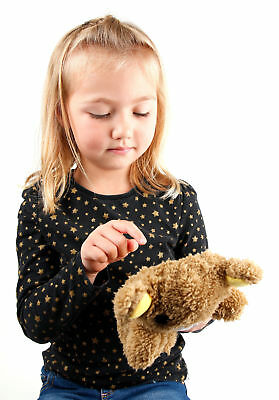 Cute 3D Teddy Bear Phone Case Compatible with Apple iPhone 6 - by DURAGADGET