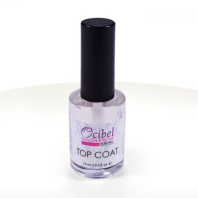 Vernis de Finition (Top Coat) 15 ml Manucure Ongles Nail Art Vendeur Français