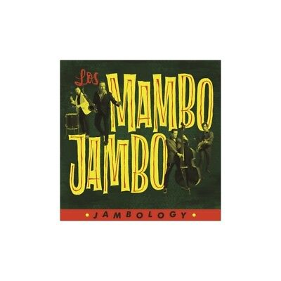 LP - Los Mambo Jambo - Jambology - Rock And Roll, Rockabilly, Instro, Spain