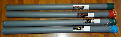 Plano Protect A Rod Model 3048 Hard Tube Fishing Rod Case 48""