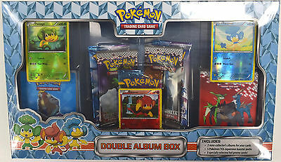 Pokemon 2012 Double Album Factory Sealed Box - Call of Legends, Emerging Powers