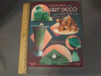 Art Deco Second Edition Soft Cover Collectors Reference Book
