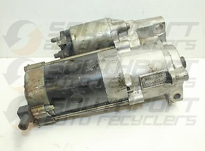 Commodore Vr Vs Auto V6 Starter Motor Delco Remy Open Head 07/93-08/97