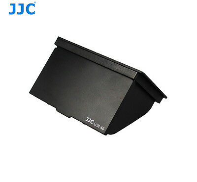 JJC LCD Screen Pop-up Hood Shade Protector Cover fr Sony A6000 A6300 A6500 Black